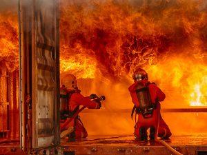 נזקי רכוש עקב שריפה